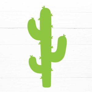 Cactus SVG 3